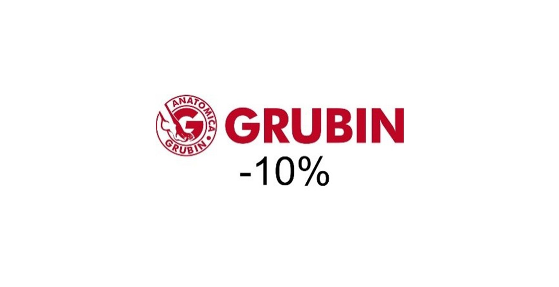 Grubin akcija -10%