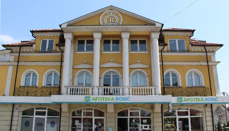 Apoteka Rosić