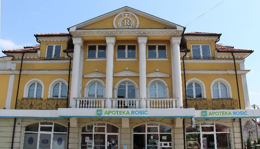 Apoteka Rosić br. 14